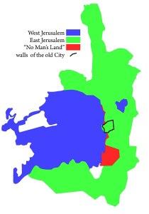 JerusalemEastAndWest