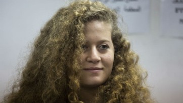 ahed sentenced